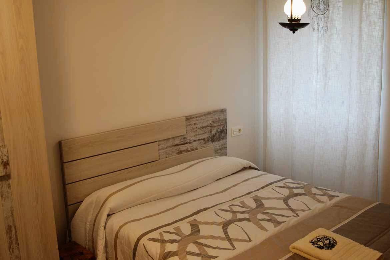 habitación apartamento Artzaia