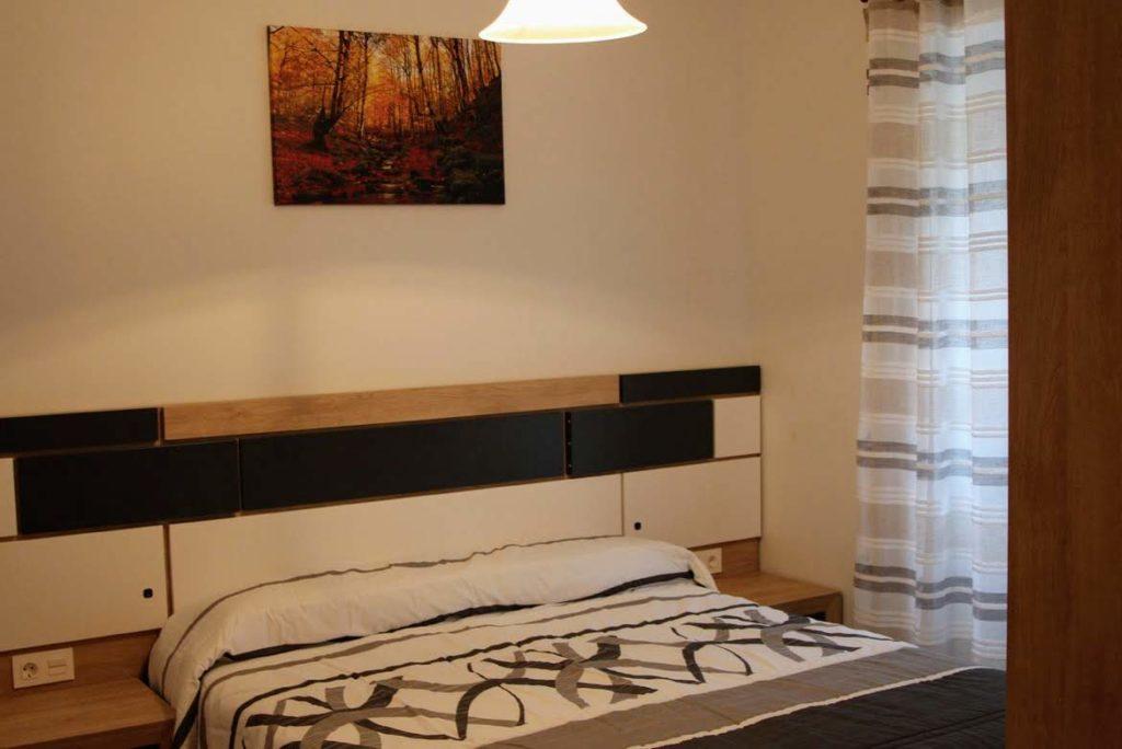 habitación apartamento Ola