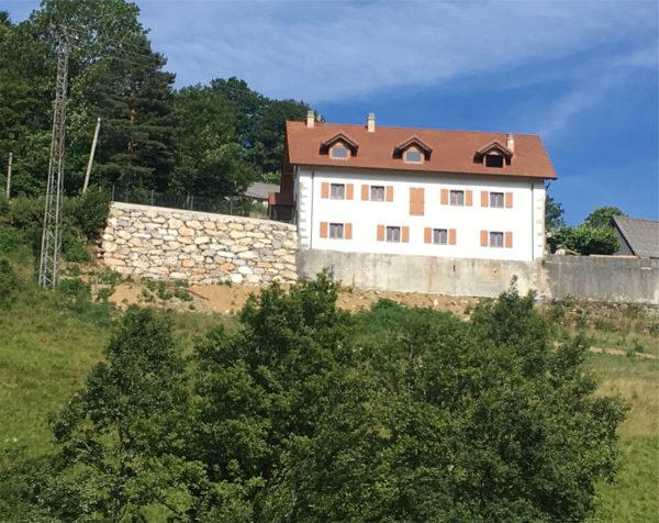 Apartamentos rurales Zabalarena