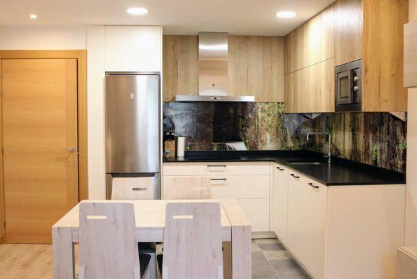 Apartamento Ola cocina