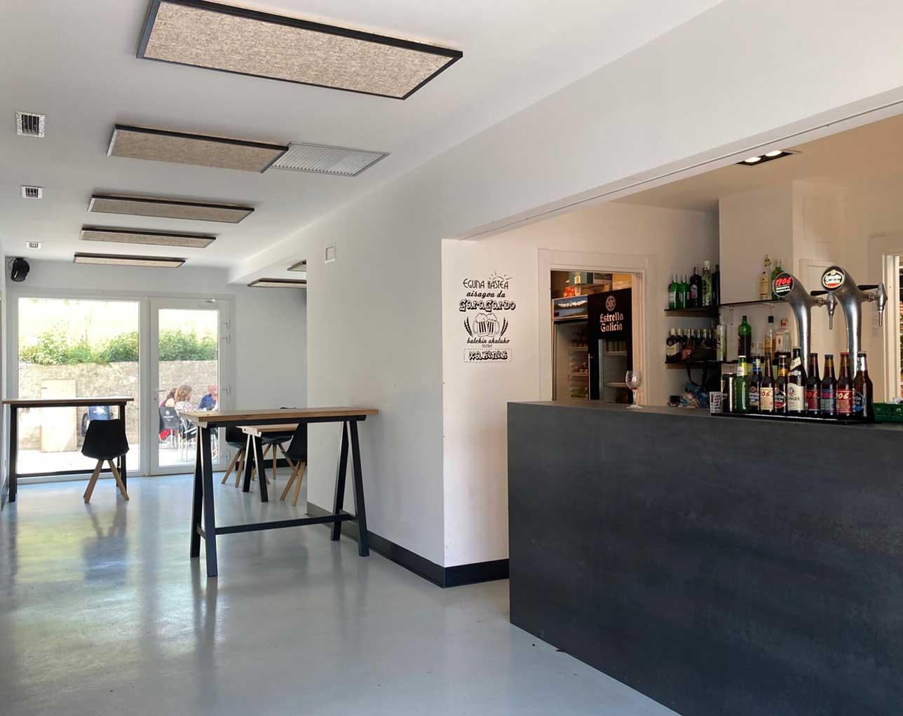 Cafetería Aribe