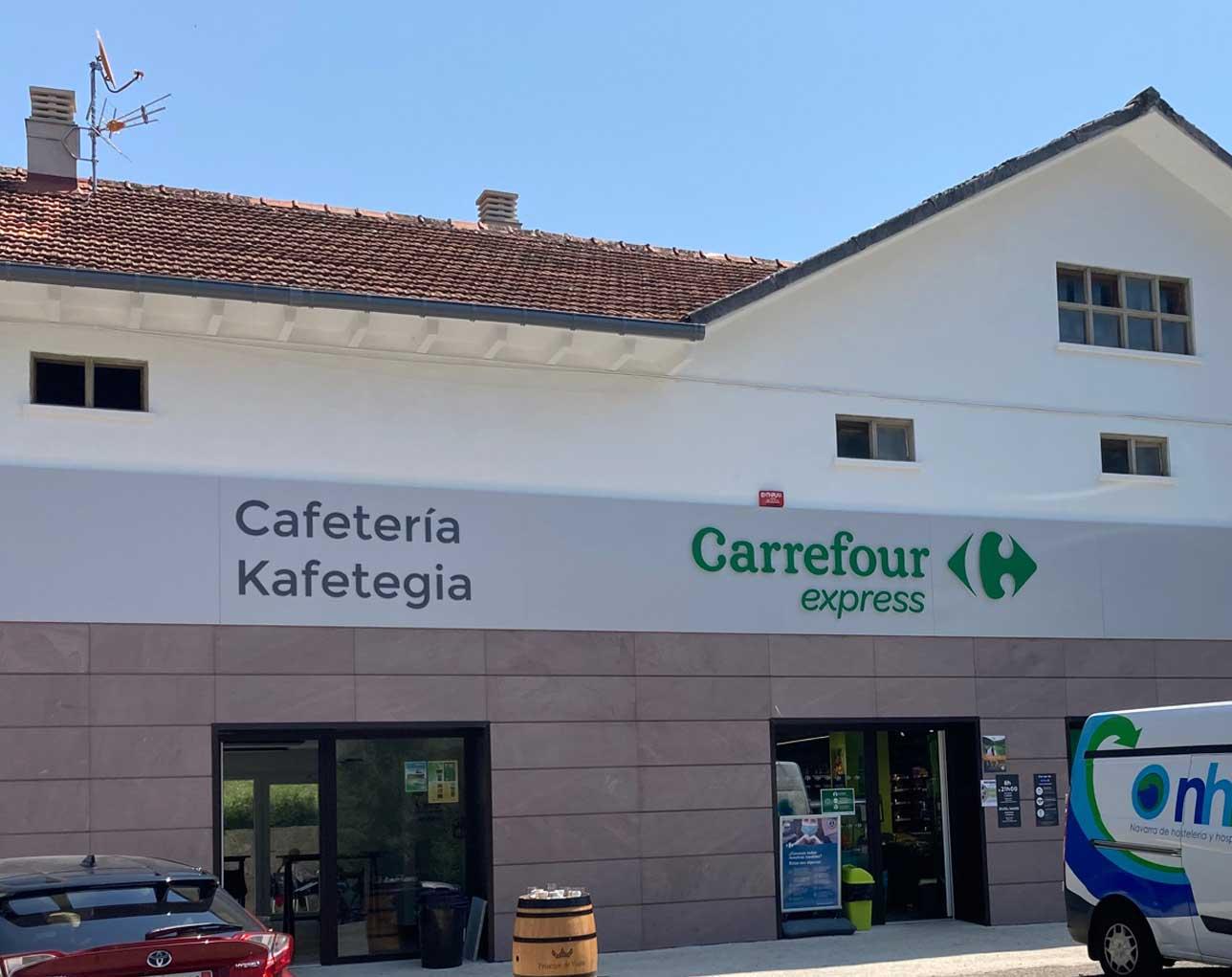 Carrefour Aribe